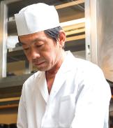 料理長 井上 利文
